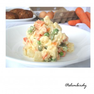 gut healthy, salad, healthy, dairy free,