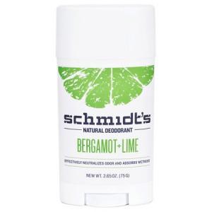 schmidt's, deodorant, natural, organic, personal care
