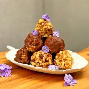 nut free, bliss balls, ray peat